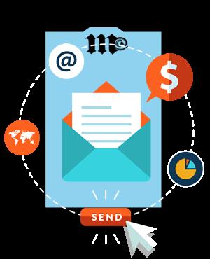 mailzila application screen