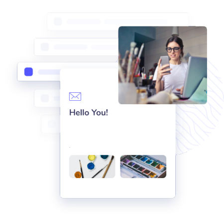 email contacts management