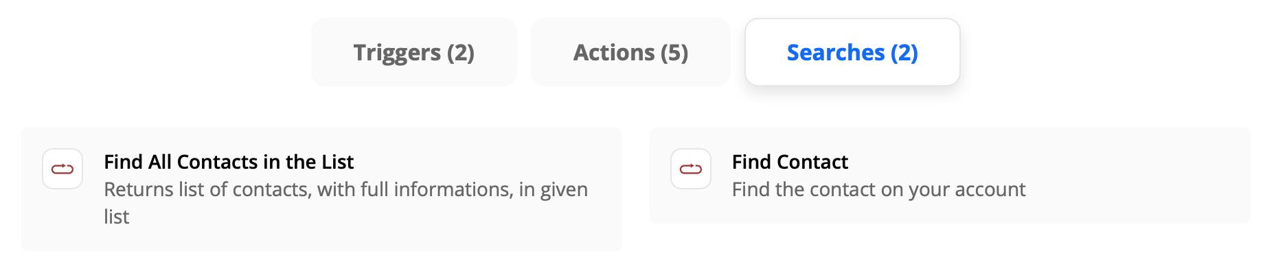 تنظیمات جستوی زپیر با لیست ایمیل