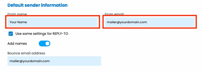 ارسال ایمیل های وردپرس با افزونه AcyMailing 2